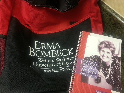 Erma Bag and Journal